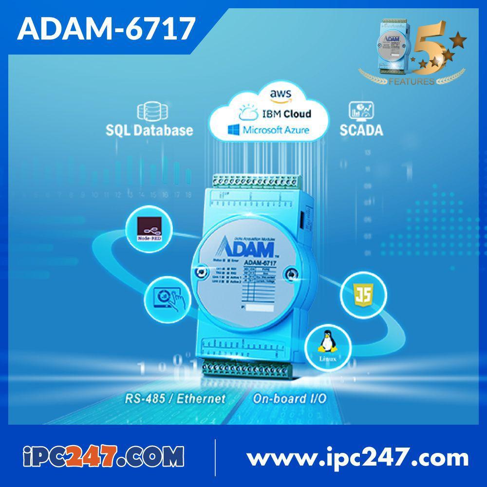 Nền tảng SCADA WebAccess ADVANTECH