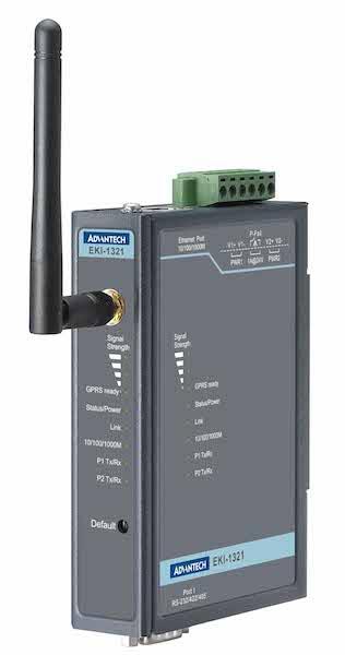 GPRS IP Gateway EKI 1321