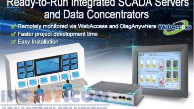 WEBACCESS ADVANTECH SCADA1