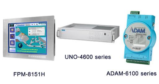 Dòng UNO Advantech máy tính nhúng thiết kế không quạt