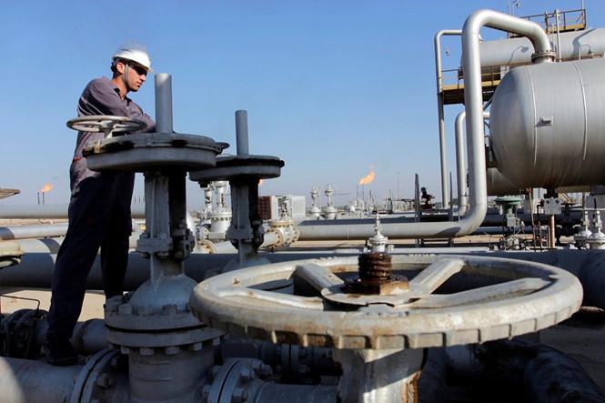 oil field basra baghdad reuters OAQD