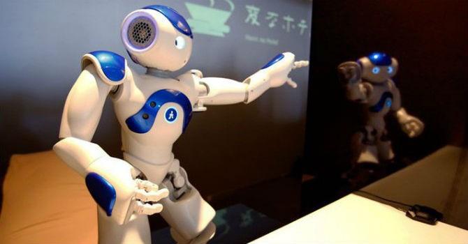 Robot có thể làm việc thay con người- Bạn có biết?