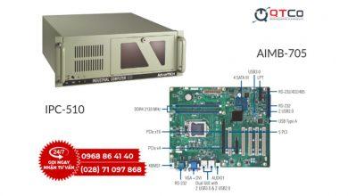 Máy tính công nghiệp Advantech