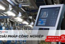 Ứng dụng màn hình máy tính công nghiệp
