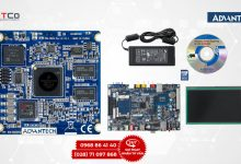 May tinh tren mo dun ROM-1210 Evaluation Kit Advantech