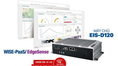 May chu Edge Intelligence EIS-D120 wise paas